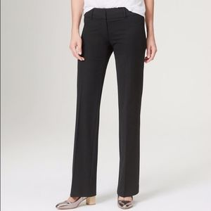 LOFT - Marisa Trouser in black (New with tags)
